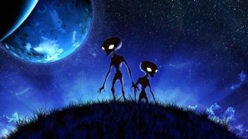Montaje extraterrestres