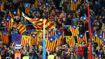 La UEFA podría cerrar el Camp Nou