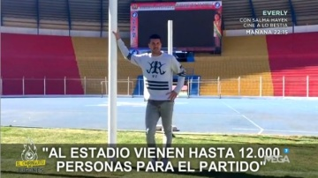 Trotamundos del futbol: Rubén Cuesta desde Bolivia