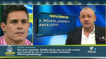 El 'Multi-Tertuliómetro' a Hermel, Petón y Almansa