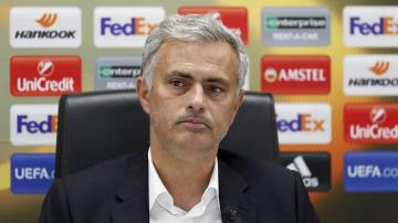 Primera campaña contra Mourinho