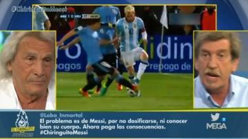 'Guerra' entre Bauza y el Barcelona por Messi