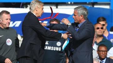 "Mourinho: ""Un día le voy a partir la cara a Wenger"""