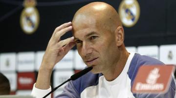Zidane reabre el debate de la portería
