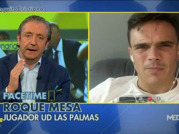 """Roque Mesa: """"Me sorprendió el cambio de Cristiano Ronaldo"""""""