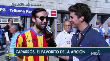 Caparrós, el favorito para los valencianistas para llegar al banquillo ché
