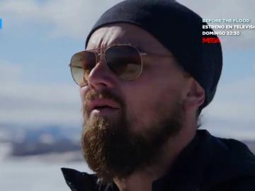 'Before the flood', el documental sobre el cambio climático presentado por Leonardo DiCaprio