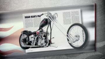 Una moto de mercadillo