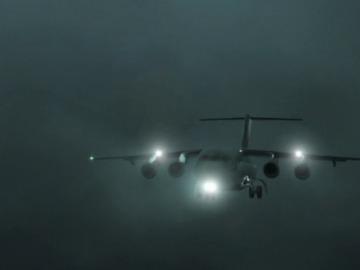 Frame 9.671404 de: Mayday catástrofes aéreas: El peor accidente aéreo en Suiza durante 10 años