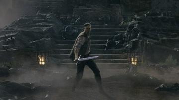 Charlie Hunnam es el 'Rey Arturo'