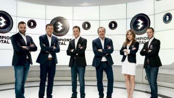 Atresmedia presenta el equipo Champions Total