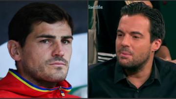 """Nacho Peña: """"Iker Casillas se quiere retirar a los cuarenta"""""""