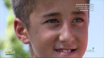 La historia de Joselete, un niño con la misma enfermedad que Messi