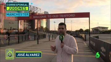 La afición del United se impacienta con Mourinho