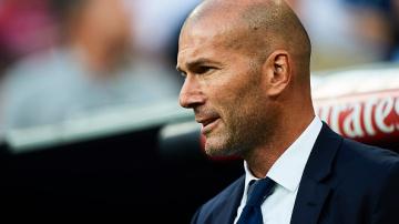 Zidane, autocrítico con el equipo