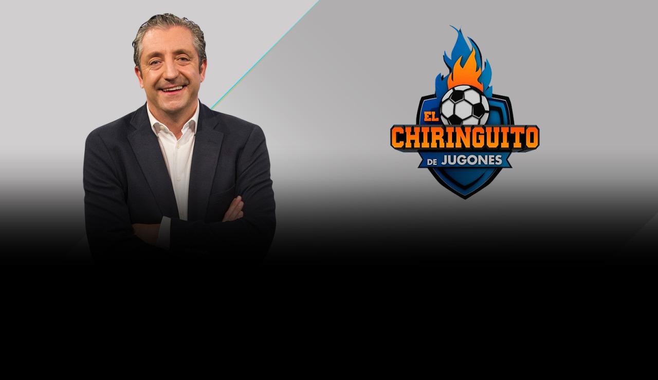 Nuevo logo de El Chiringuito de jugones