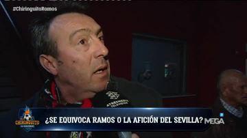 ¿Qué opina la afición del Sevilla sobre los gestos de Ramos?