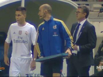 Los jugadores del Castilla, la alternativa a los lesionados