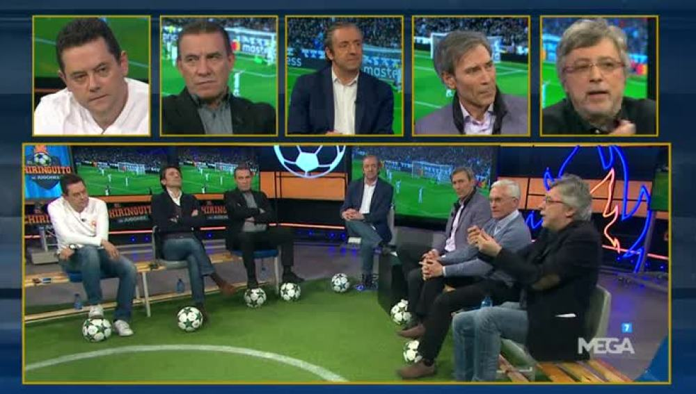La situación de Benzema, a debate