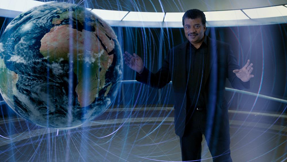 Neil de Grasse Tyson es el director del planetario Hayden en el Museo