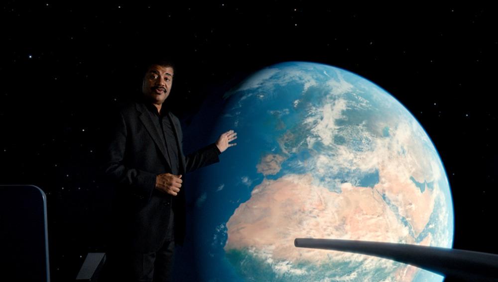 El astrofísico Neil de Grasse Tyson, presentador de 'Cosmos'
