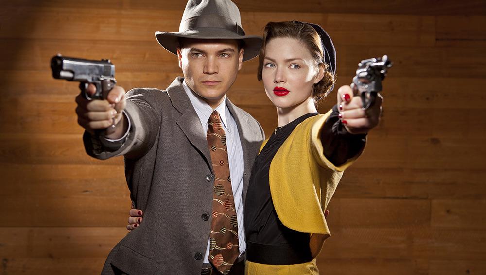Bonnie & Clyde llegan a Mega