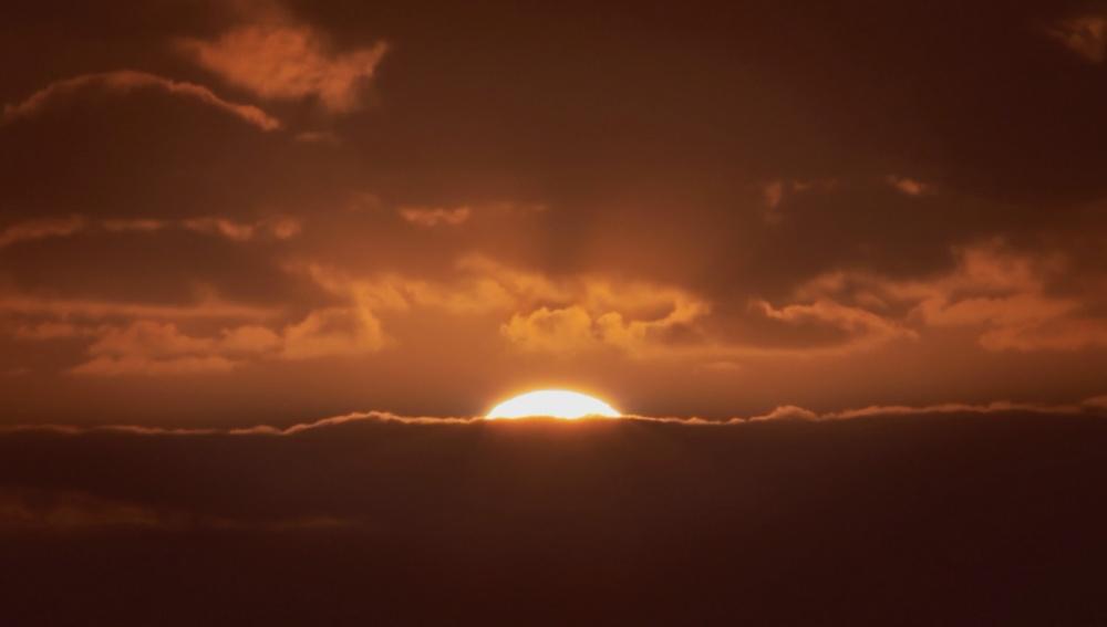 Puesta de sol en Virginia (EEUU)