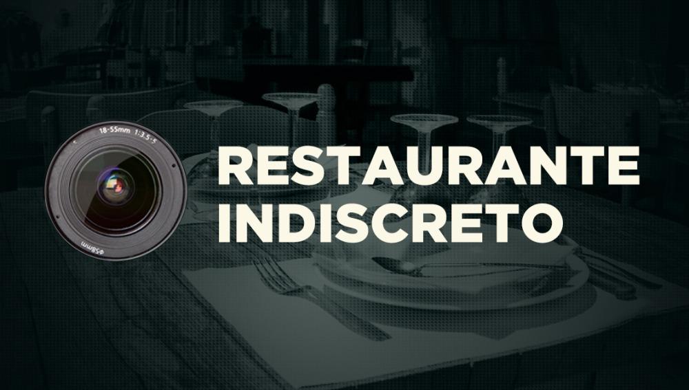 Restaurante indiscreto