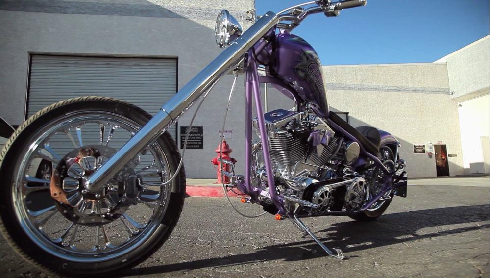 Una moto diseñada desde cero por Danny