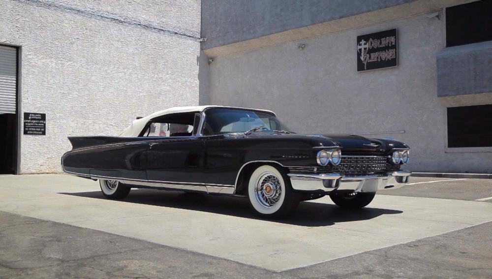 Un Cadillac para un vaquero muy especial