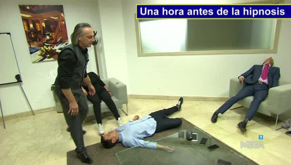 Hipnosis El Chiringuito