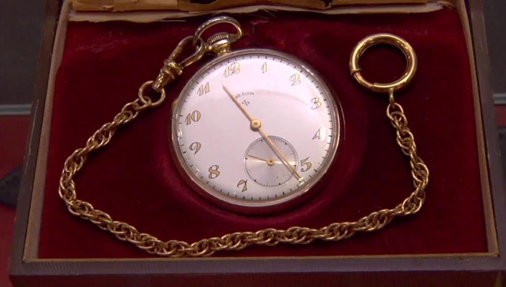 Frame 0.0 de: Un reloj que de Henry Ford II que no tiene el valor que su dueña pensaba
