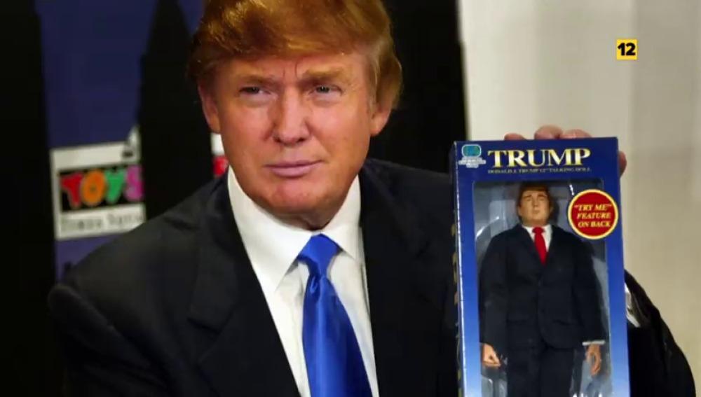 """Frame 3.34845 de: """"Nunca, nunca subestiméis a Donald Trump"""""""
