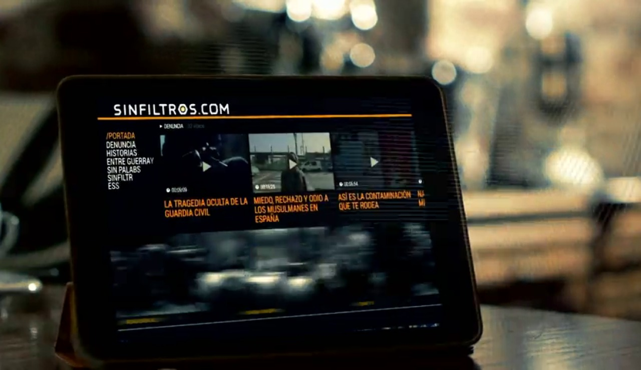 Frame 2.248627 de: El reporterismo y el periodismo de investigación de 'Sin filtros' llega a MEGA