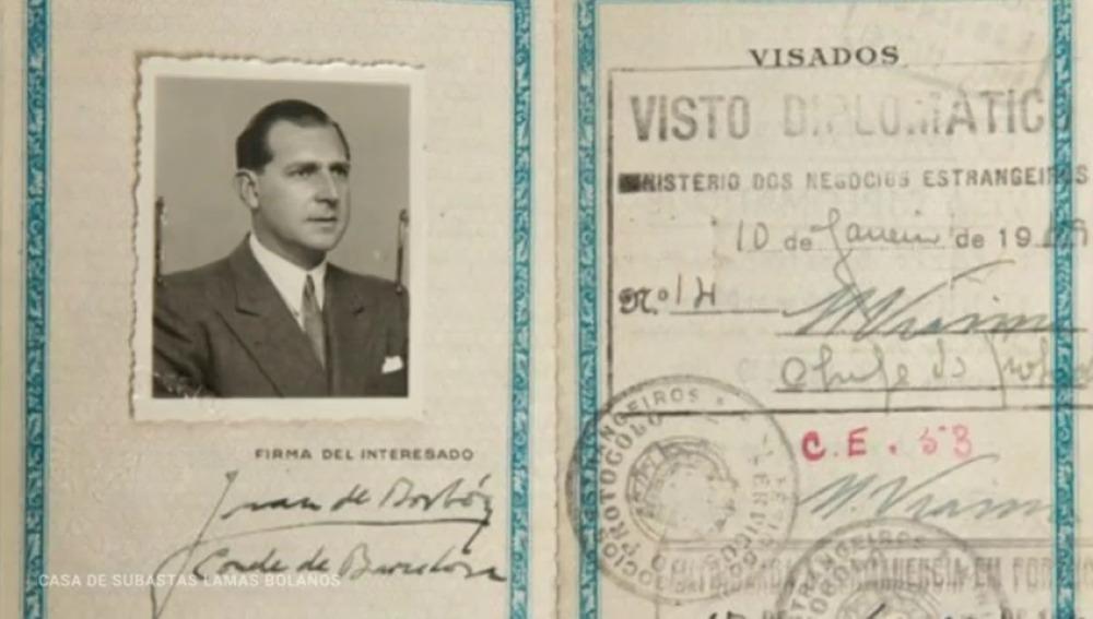 """Frame 118.55375 de: Mao, pionero del tatuaje en España: """"Don Juan de Borbón tenía dos grandes tatuajes"""""""