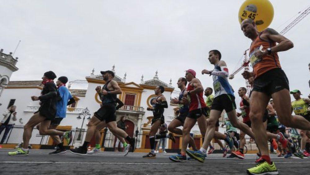 14.0000 corredores baten récord de participación del Zúrich Maratón de Sevilla