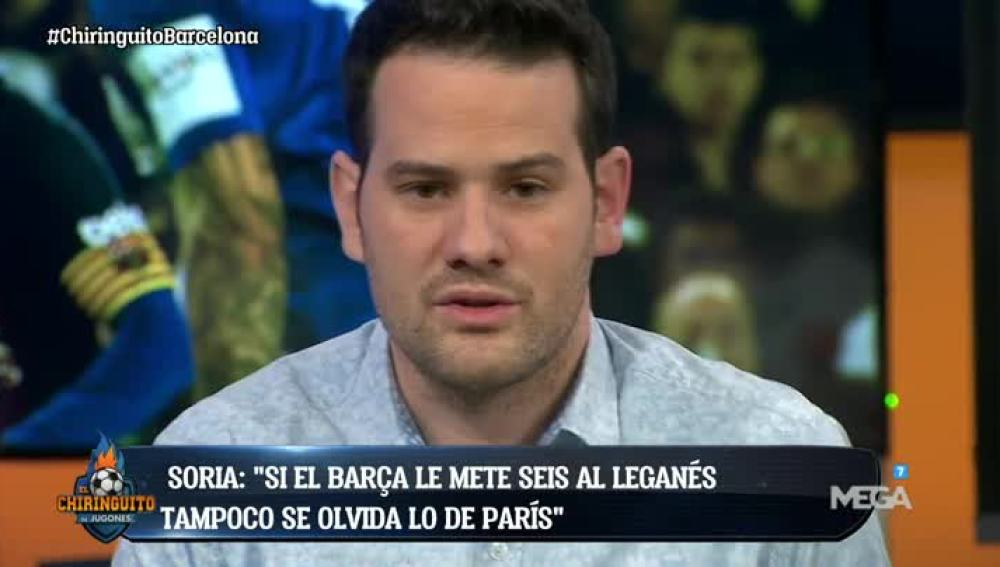 Quim, sobre la remontada del Barça