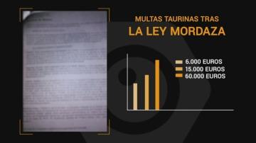 Frame 17.510938 de: Óscar sufre las consecuencias de la Ley Mordaza