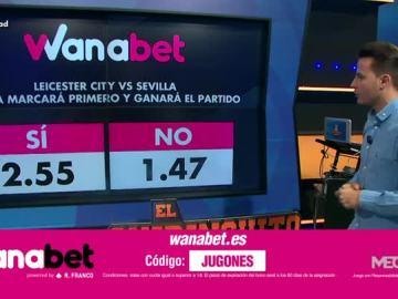 Juanfe con Wanabet