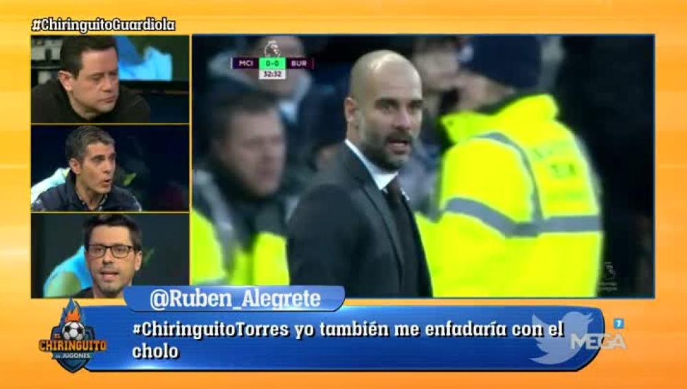 La eliminación de Guardiola, a debate