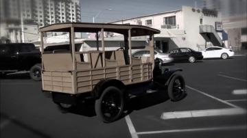 Frame 0.880881 de: Un Ford T restaurado por el que piden casi 30.000 dólares