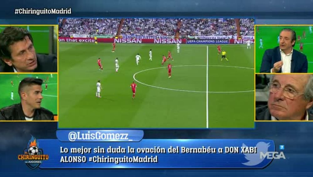 La victoria del Madrid, a debate