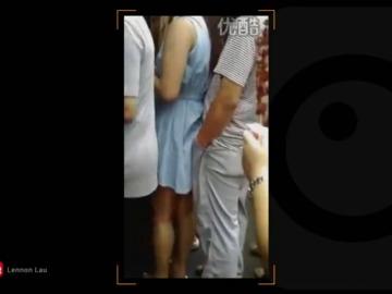 Frame 54.985226 de: La perversión sexual del froteurismo