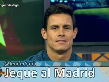 Jeque al Madrid