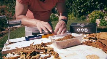 Tabaco picado de contrabando