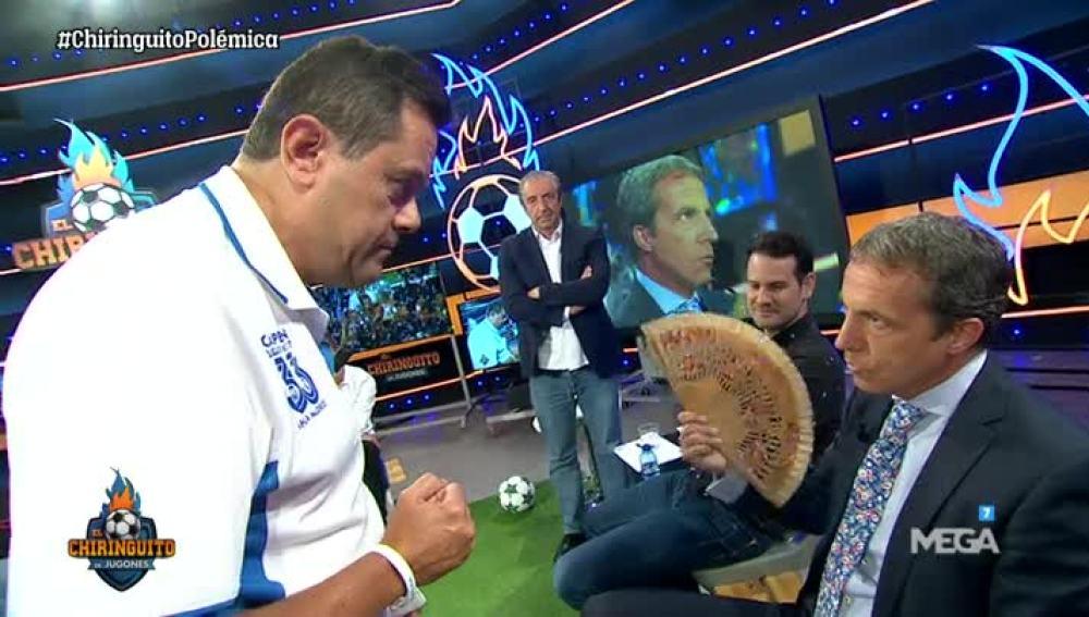 Roncero debate con Soria