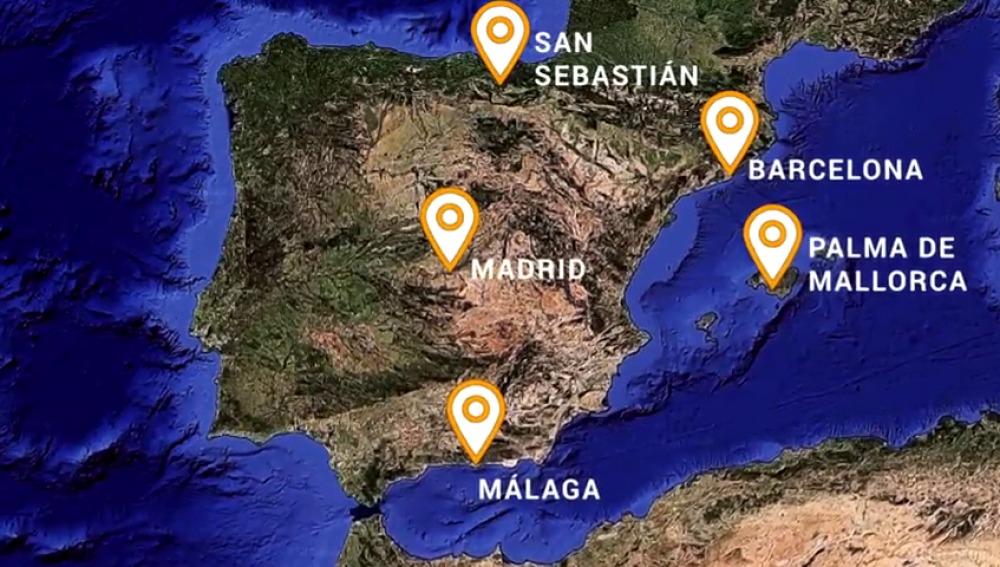 La 'turismofobia' se extiende por toda España