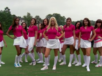 'The Caddy Girls', la primera empresa de Caddy con chicas
