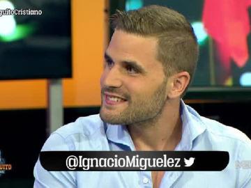 Ignacio Miguélez ficha por 'El chiringuito de jugones'