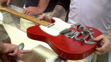 ¿Cuánto pagarías por una guitarra de Gary Tallent, de la E Street Band?